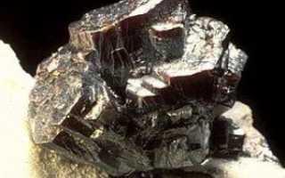 Пираргирит – история, полезные свойства и описание камня