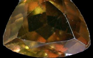 Трифилин – история, полезные свойства и описание камня