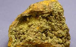 Сидерит – история, полезные свойства и описание камня