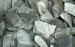 Пиролюзит – история, полезные свойства и описание камня