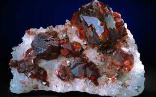 Сфалерит (цинковая обманка) – история, полезные свойства и описание камня