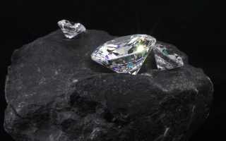 Где ведется добыча алмазов