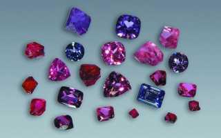 Шпинель (камень фортуны) – история, полезные свойства и описание камня