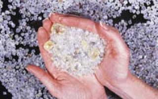 Когда появился первый искусственный алмаз