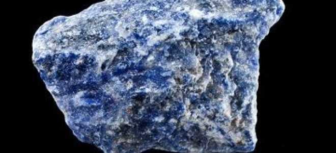 Свойства камня содалит – кому он подходит