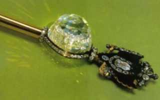 История знаменитого алмаза Орлов