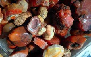 Сердолик и карнеол – история, полезные свойства и описание камня