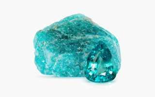Апатит – история, полезные свойства и описание камня