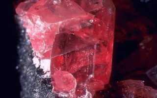 Родонит – камень, вселяющий надежду