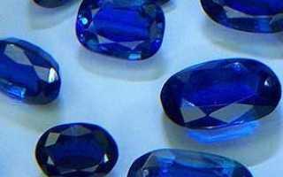 Сапфир – камень голубой мечты: история, полезные свойства и описание камня