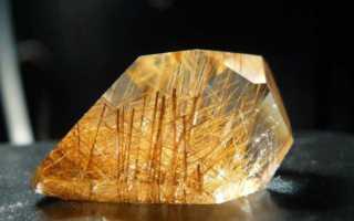 Кварц волосатик (волосы Венеры) – история, полезные свойства и описание камня