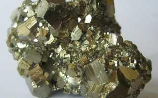 Пирит (огненный камень) – история, полезные свойства и описание камня