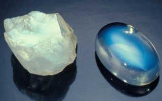 Лунный камень – история, полезные свойства и описание камня