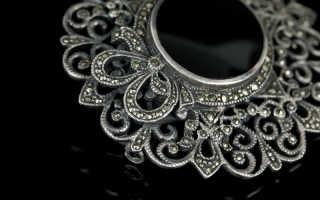 Капельное серебро или марказит