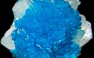 Кавансит – история, полезные свойства и описание камня