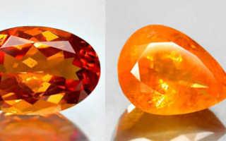 Гумит – история, полезные свойства и описание камня