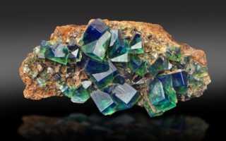 Флюорит – история, полезные свойства и описание камня