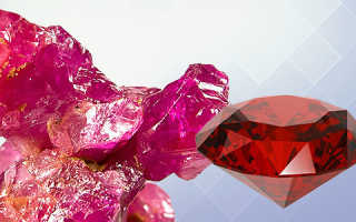Чудодейственные свойства рубина