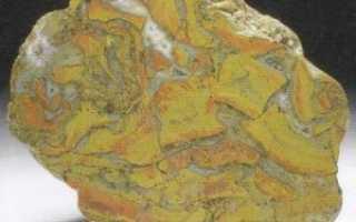 Яшма (камень храбрых) – история, полезные свойства и описание камня