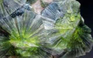 Вавеллит – история, полезные свойства и описание камня