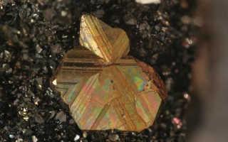 Кубанит – история, полезные свойства и описание камня