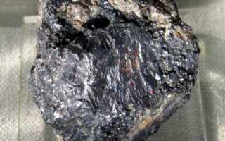 Гессит – история, полезные свойства и описание камня