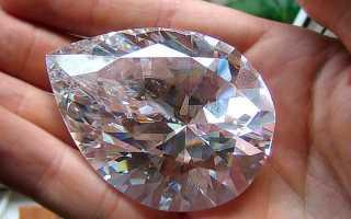 Необычные свойства алмаза