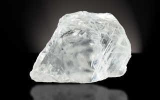 Основные характеристики алмаза