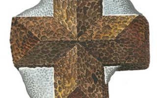 Ставролит  (крестовый камень) – история, полезные свойства и описание камня