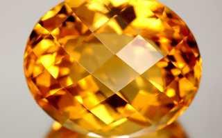 Цитрин (солнечный камень) – история, полезные свойства и описание камня
