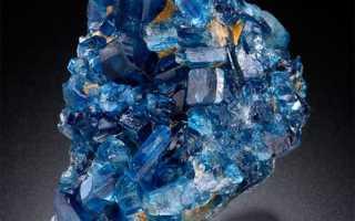 Эвклаз – история, полезные свойства и описание камня